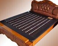 Theraphy Hoge Kwaliteit Producten Toermalijn Elektrische Verwarming Mat toermalijn elektrische verwarming matras 1.0X1.9 M