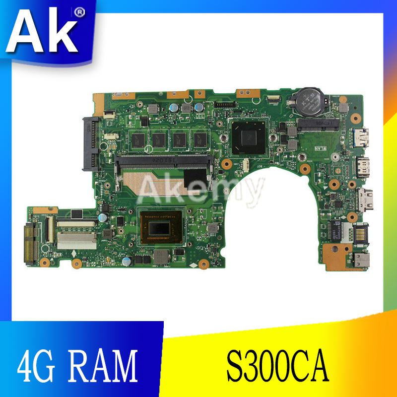 new motherboard S300CA For ASUS S300CA VivoBook S300C Laptop motherboard S300CA mainboard I3CPU REV2.1 4G RAMnew motherboardnew motherboard S300CA For ASUS S300CA VivoBook S300C Laptop motherboard S300CA mainboard I3CPU REV2.1 4G RAMnew motherboard