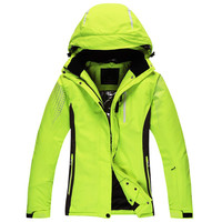 ROSSIGNOL Skiing Jackets For Male Waterproof Snow Jacket Women Winter Warm Ski Coats Veste Ski Femme