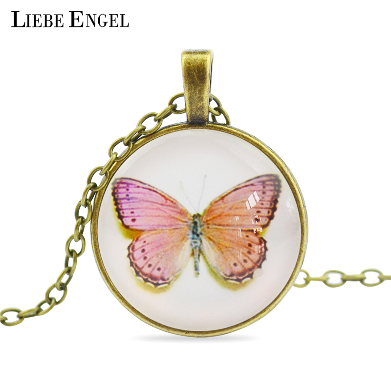 LIEBE ENGEL Fashion Butterfly...