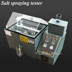 Maszyna testująca sól W sprayu 1500W 220V ciągły Test Tester natrysku soli wysokiej precyzji laboratorium sól mgła skrzynka pomiarowa LX-40B