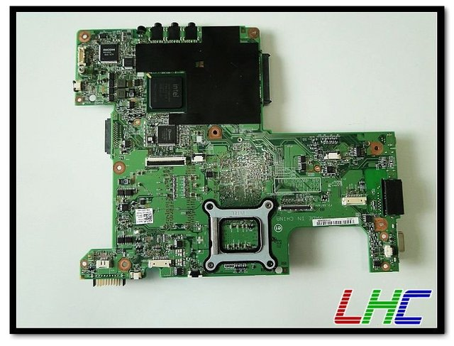 1525motherboard free shipping for DELL LAPTOP MOTHERBOARD 1525 0M353G integrate 1525 motherboard 48.4w002011