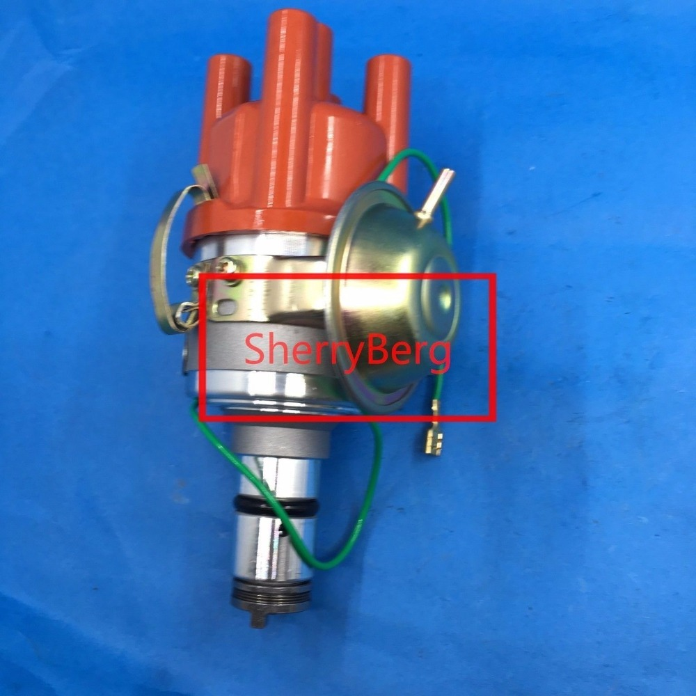SherryBerg ignition point Distributor 043905205N 023117602B fit for VW Volkswagen Beetle Bug Audi free shipping