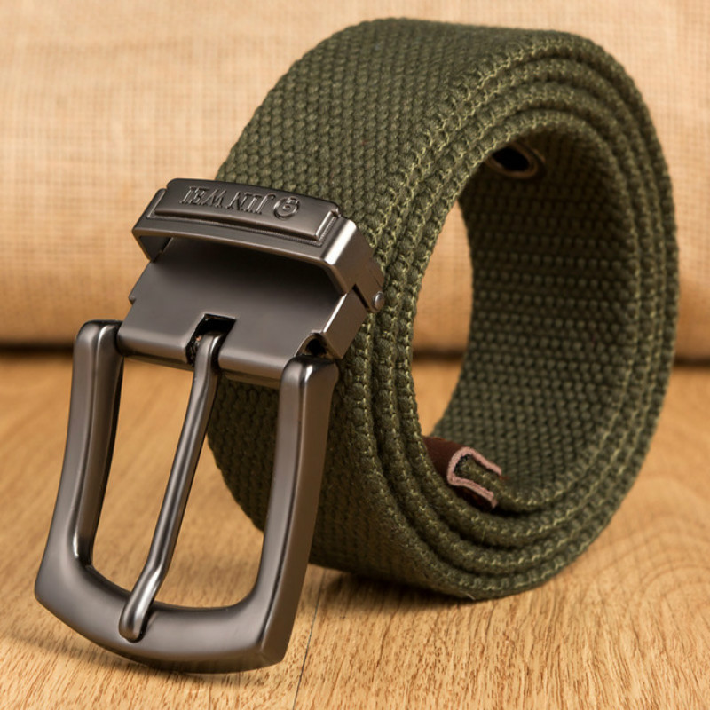 Military Belt Outdoor Tactical Belt Men Women High Quality Canvas Belts For Jeans Male Luxury Casual Straps Ceintures