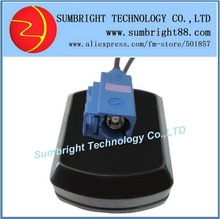 SB-CA119-FAKRA-5M 150pcs*active China navigator car waterproof outdoor tablet FAKRA best satellite mini GLONASS GPS antenna