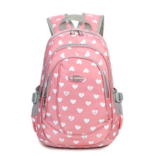 Новые Детские Рюкзак для девочек Mochila детей школьные сумки для девочек-подростков книга сумки Дети школьный рюкзаки для детей