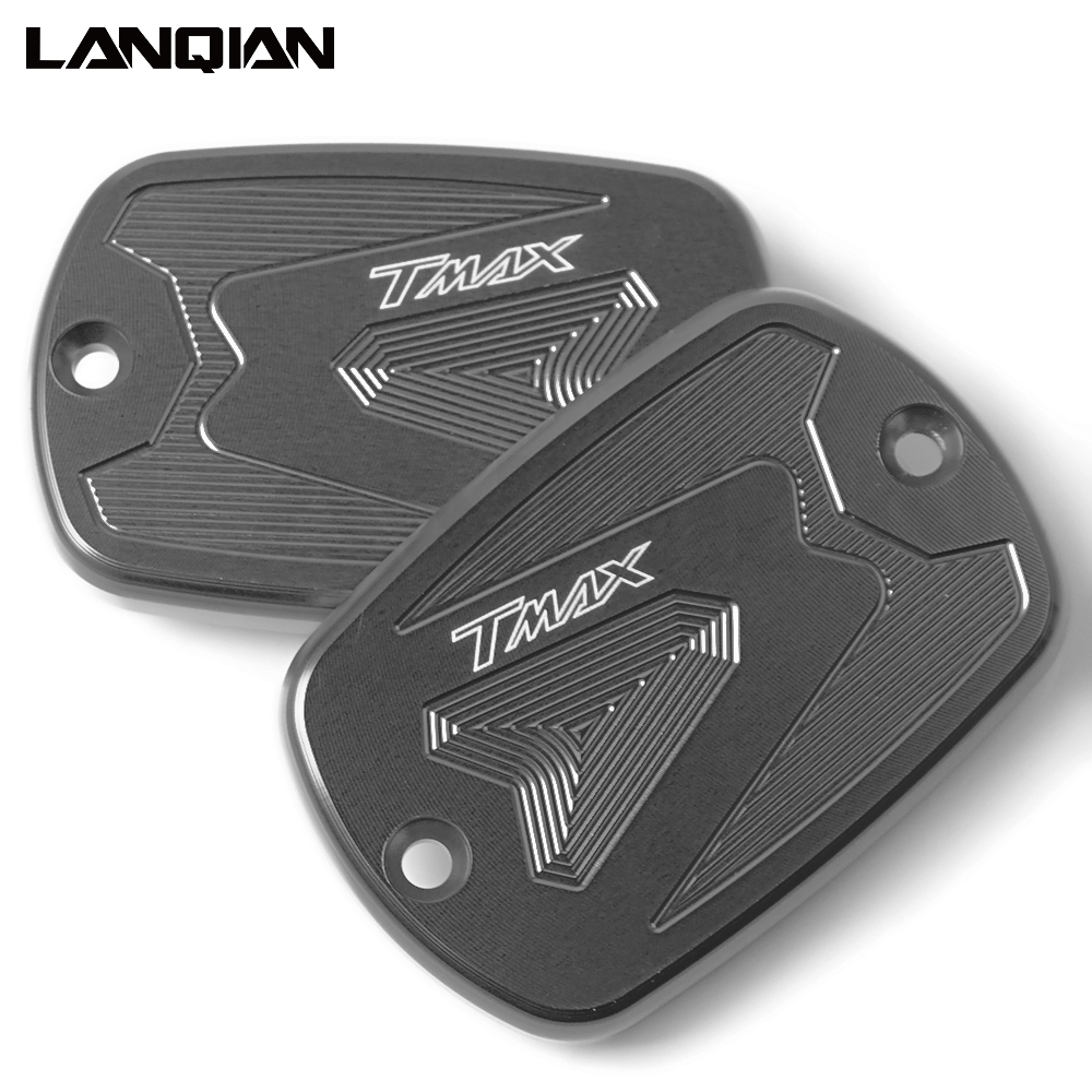 Master Cylinder Reservoir Cap Plug Cover For Yamaha T-MAX 500 T-MAX 530