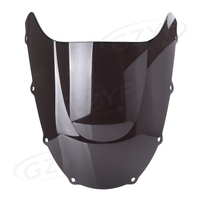 Motorcycle Windscreen Windshield For Kawasaki Ninja ZX9R 1998 1999 High Quality ABS Plastic