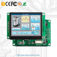 3.5 Inch New Product Touch Screen Panel Industrial Control Board RS232/ RS485/ TTL Interface