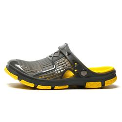 Garden Clog Shoes For Men Quick Drying Summer Beach Slipper Flat Breathable Outdoor Sandals Male Gardening Shoe 15D50
