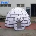 T835 BenAo Gratis verzending + blower 2 m Opblaasbare ballon tenten voor koop/camping tent opblaasbare/gebruikt camping tent voor koop