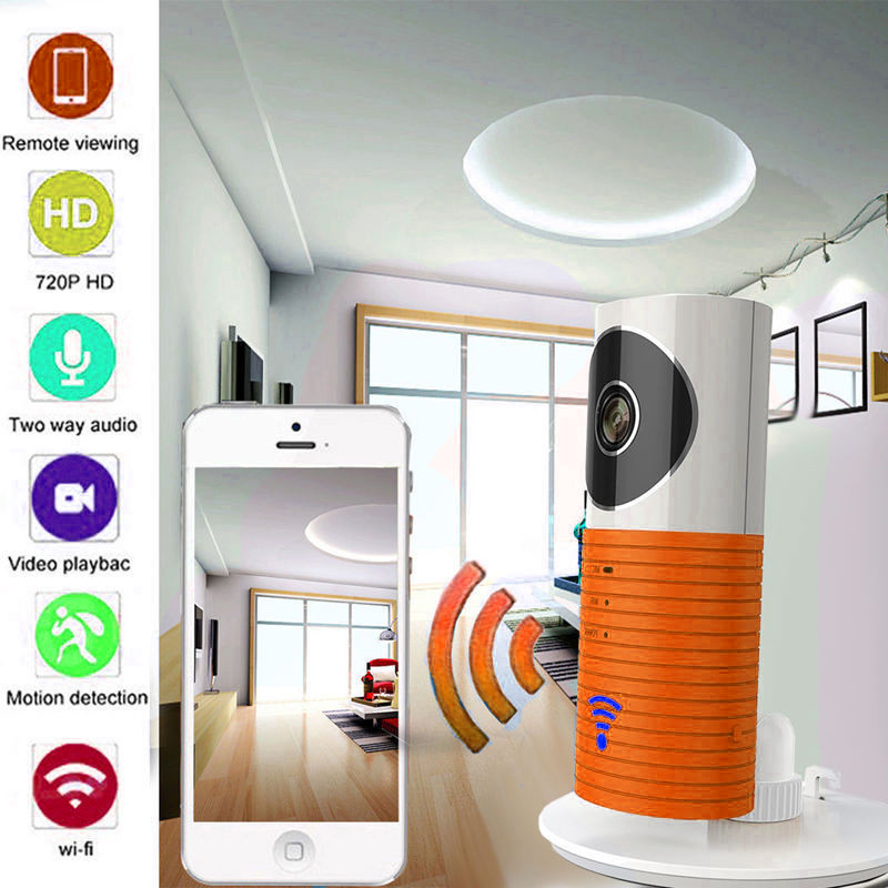 WiFi Smart Security Surveillance P2P 720P Network font b Wireless b font CCTV Cameras Baby Monitor