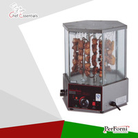 PK JG 36 Electrin Rotary Mutton String Roaster For Commercial Products