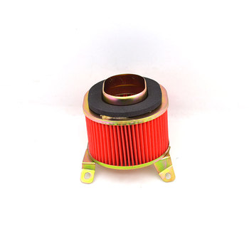 Motorcycle Air Filter Cleaner For Haojue Suzuki HJ125T-9 HJ125T-10 HJ125T-16 125cc Aftermarket Spare Parts image