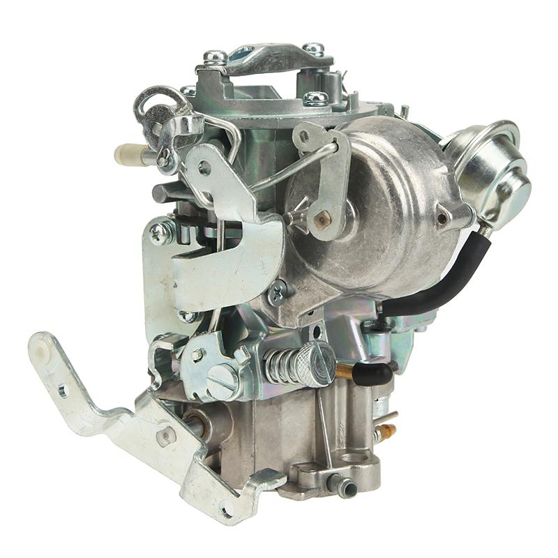 Zinc Alloy Car 1 Barrel Carburetor With Choke Thermostat DC 12V For  Chevrolet GMC V6 Eingines 4 1L 250 4 8L 292-in ATV Parts & Accessories from