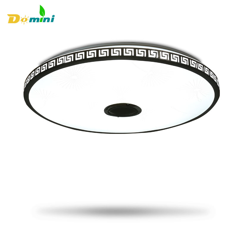 Indoor Music LED Ceiling Light 36W Modern LED Ceiling lamp 15-30 Square Meters with Switch Bedroom Living room Decorative lights 2017 modern triangle ceiling light with cool white warm white 36w led flush mount led lamp for 15 20 square meters bedroom