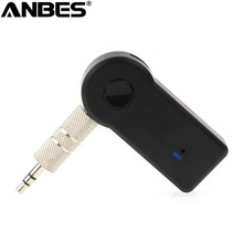 Bluetooth AUX Audio 3 5mm Jack Bluetooth Music Receiver Car Kit Wireless Speaker Headphone Adapter Hands