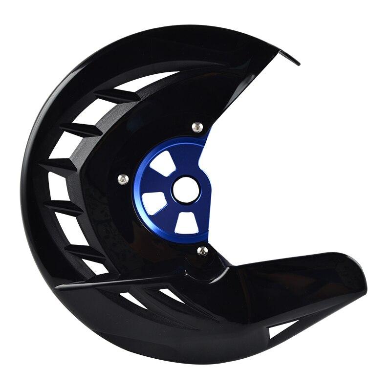 Front Brake Disc Rotor Guard Cover For Husqvarna TC125 FC250 TE250 FE450 TC FC TE FE TX FX 125 150 250 350 390 450 501 2015-2019