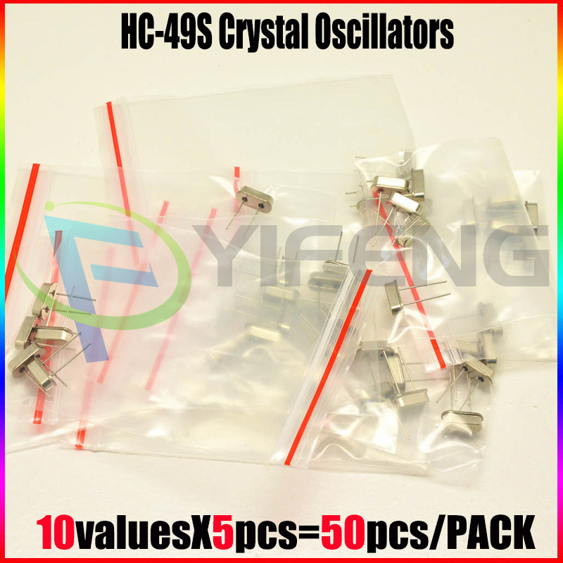 40C+85C 500 pieces Crystals 4.0MHz 30ppm 18pF