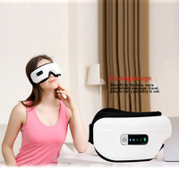 Smart Electric Eye Massage Air Pressure Music Wireless Vibration Magnetic Heating Therapy Removal Wrinkle Dark Circle Puffiness