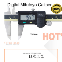 Big discount 500-196-30  digital caliper made for japan good quality and world famous brand 0-150mm with 0.01mm accuracy