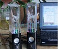 Genuine new USB Water Spray Mini Speaker Water Speakers Music Fountain USB Water Spray Speakers music fountain speaker
