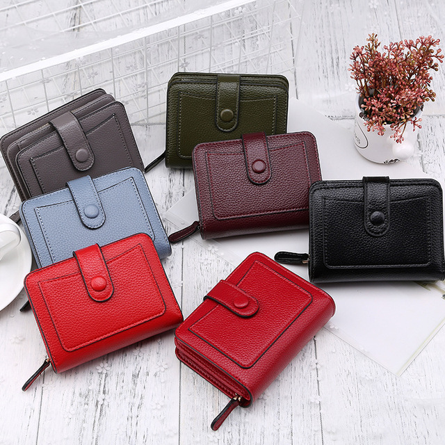 Women's Fashion Large Capacity Wallets