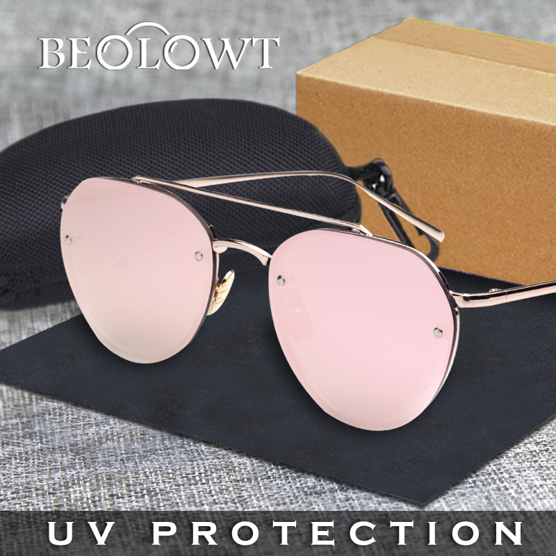 e1ea640dcf BEOLOWT Aluminum Polarized Sunglasses For Men Women Driver Mirror Sun  glasses Female Sports Eyewear UV400 BL233