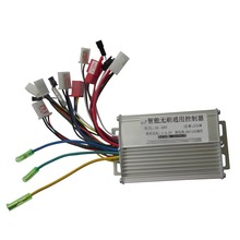 цена на 36V/48V 350W Electric Bicycle Controller/ebike controller for e-bike scooter dual mode brushless hall sensor/sensorless