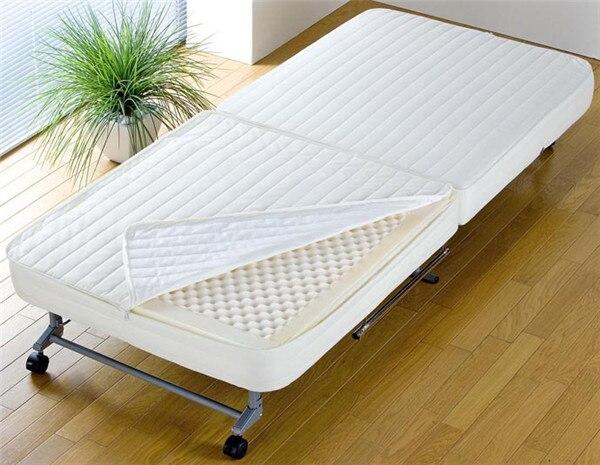 online shop verrijdbaar gast vouwen bed sofa met traagschuim