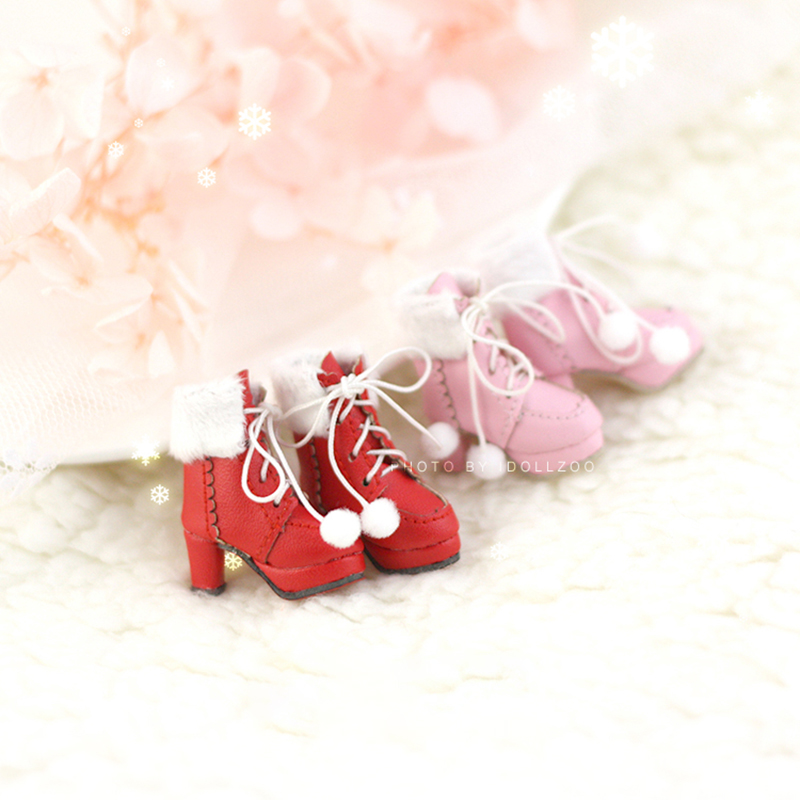 """One Pair M.I.D Cute Doll shoes//Boots for 12/"""" Blythe//Pullip//Momoko//Dal"""