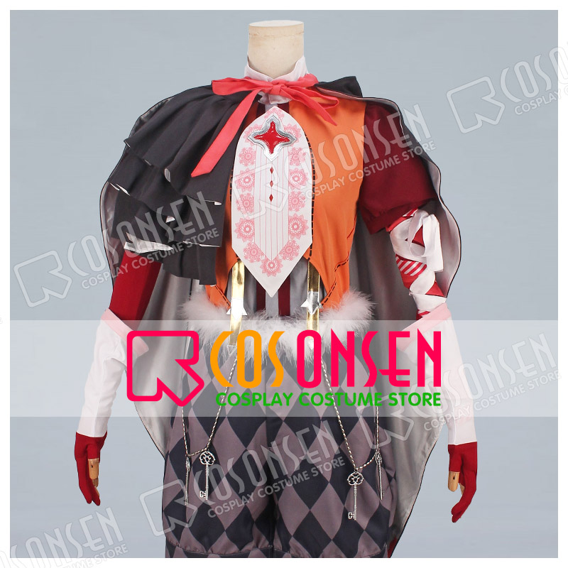 Idolish7 Tenn Kujo SSR Marchen Dream Trigger Cosplay Costume COSPLAYONSEN adult costume full set