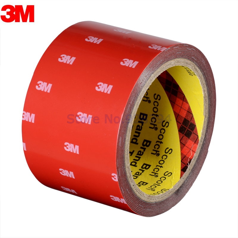 66mmx3m 3M Car Tape Double Sided Sticker Acrylic Foam Adhesive Tape 3M4229 Car Roof Rack Tape  sc 1 st  AliExpress.com & Compare Prices on Roofing Adhesive- Online Shopping/Buy Low Price ... memphite.com
