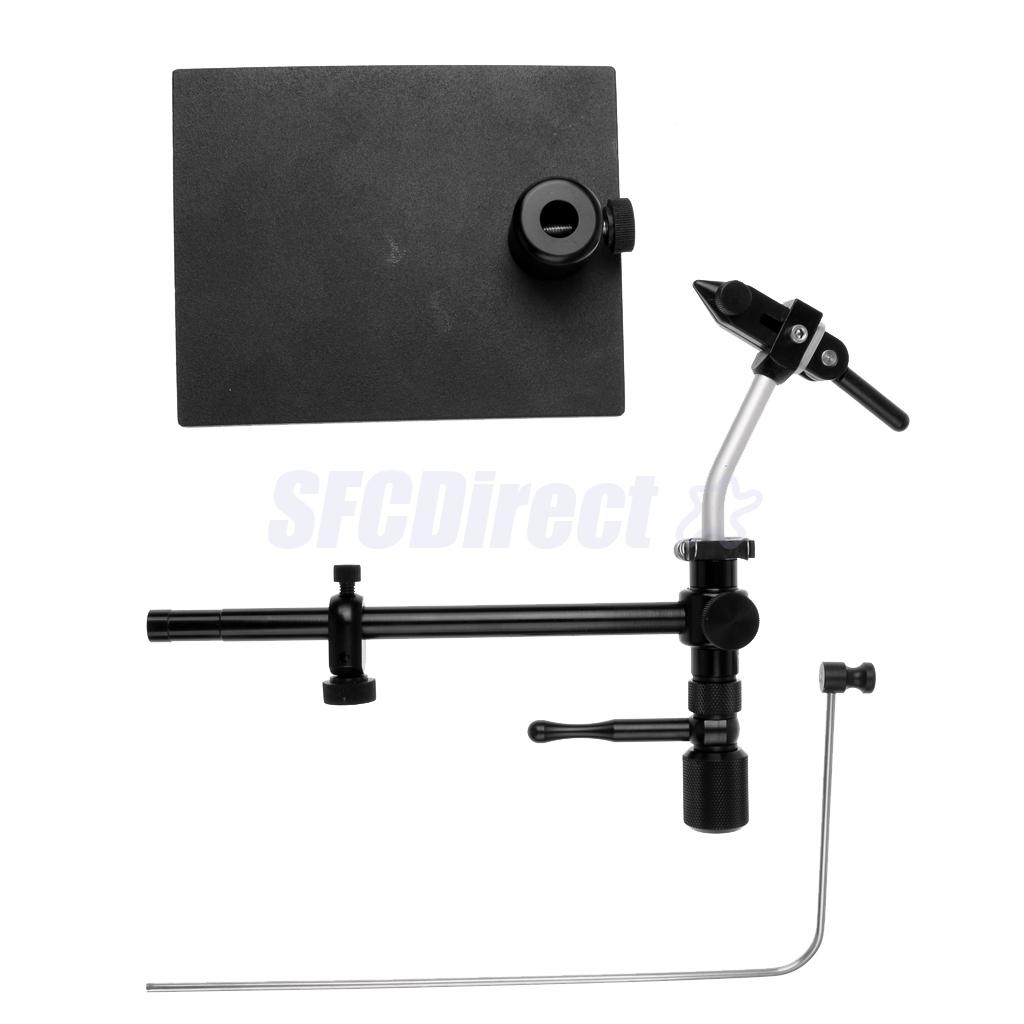 Rotary Fishing Fly Tying Vise Fly Hook Tool for Artificial Flies Making