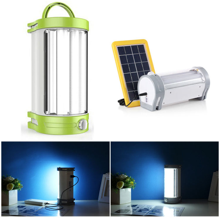 CLAITE Outdoor Solar Rechargeable Lantern 60 SMD LED Portable Emergency Light 4000mAh Outdoor Hiking Camping Lantern Light conch beach 3pcs antiskid flannel toilet mat set