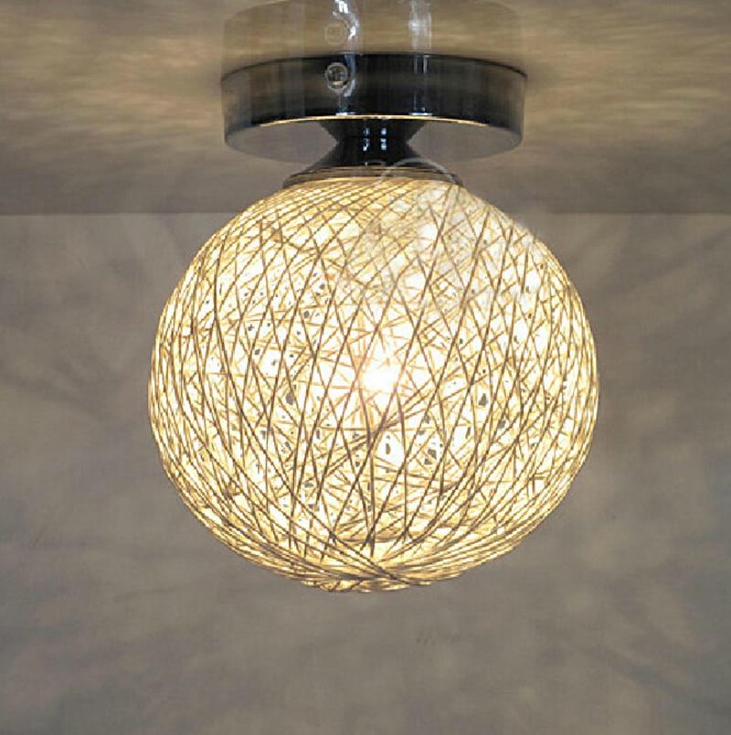 Popular rattan ceiling light buy cheap