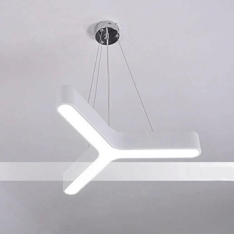 office pendant light. Modern LED Pendant Light Fixture Triangle Suspension For Dinning Room, Bedroom, Office-in Lights From \u0026 Lighting On Aliexpress.com Office 9