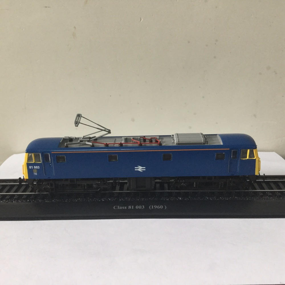 ATLAS LIMITED 1 87 Class 81 003 1960 130 TRAM Model for gift in Blue Color