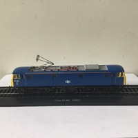 ATLAS LIMITED 1:87 Class 81 003 (1960) 130 TRAM Model for gift in Blue Color in perfect condtion