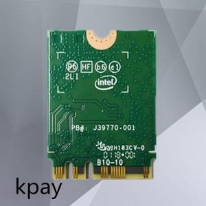 Image 2 - Double bande sans fil AC 9260NGW NGFF 1.73 Gbps 802.11ac carte WiFi + Bluetooth pour Intel 9260 8265NGW 7260AC NGFF 2.4G/5G Gaming Wlan