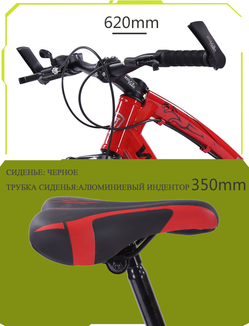 HTB1NfhOd8Cw3KVjSZR0q6zcUpXa4 Bicycle Mountain bike 7/21 speed Fat Road Snow bikes 20*4.0 Front and Rear Mechanical Disc Brake New Free shipping