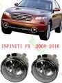 Для Infiniti FX 2008-2015 Галогенные Противотуманные фары Противотуманные Фары Стайлинга Автомобилей Передний Бампер Оригинальный 26150-8990B
