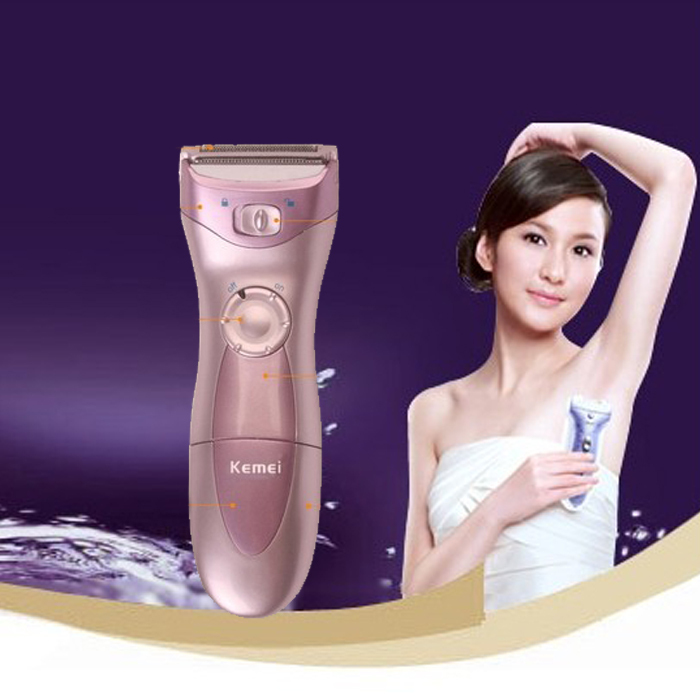 Ladies Pubic Hair Shaving Legs Faded Hair Armpit Hair Removal Epilator Rechargeable -6035