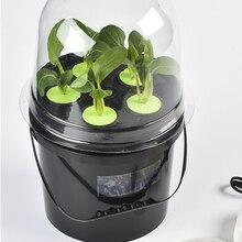 5L DWC горшок для гидропоники системы с 5 место чашки корзины