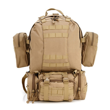 Hunting Backpack Tactical backpack 50l Men bags Backpack hunting waterproof mochila tactical military mochila 50l Molle Hunting