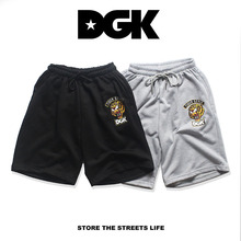 452509d0a13fa 2018 Summer Style Dgk Shorts Men Women High Quality Cotton Tiger Dgk Shorts  Fashion Streetwear Drawstring