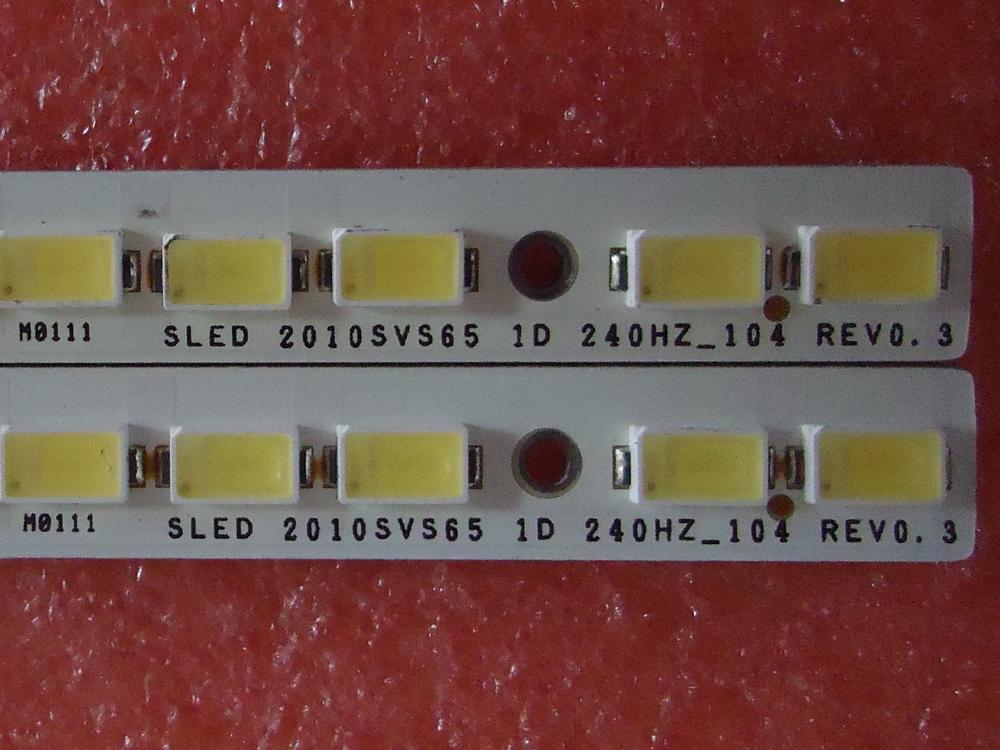 2010SVS65 1D <font><b>240HZ</b></font>-104 REV.3 Article lamp 1piece=104LED 727MM image