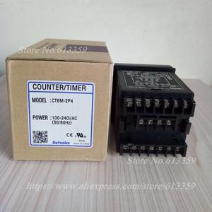 Image 5 - CT6M 2P4 (CT6 2P) 100 240VAC (50 60Hz) Nieuwe Originele Echte Multifunctionele Timer Teller