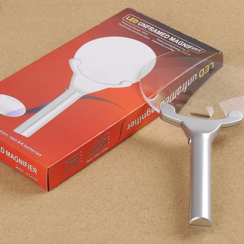 FGHGF 2x 6x 130mm nešiojamasis nešiojamasis apšvietimo rankinis - Matavimo prietaisai - Nuotrauka 6