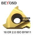 16 ER 2 0 ISO BYM11  высокий уровень технического мастерства в токарной и thresding фрезерных полях и вмещает большой запас
